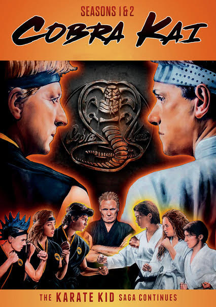 Cobra Kai: A revival of The Karate Kid legacy