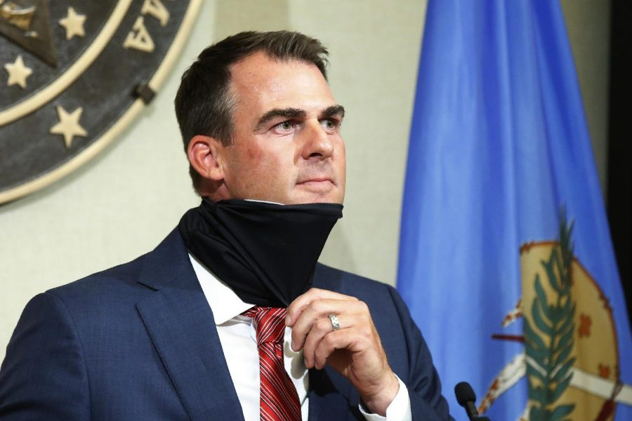 Governor Stitt's hellacious handling of the pandemic