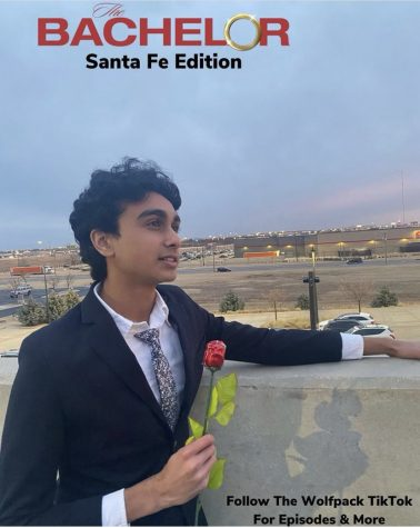 Aarav Jilka is featured front and center on Santa Fe