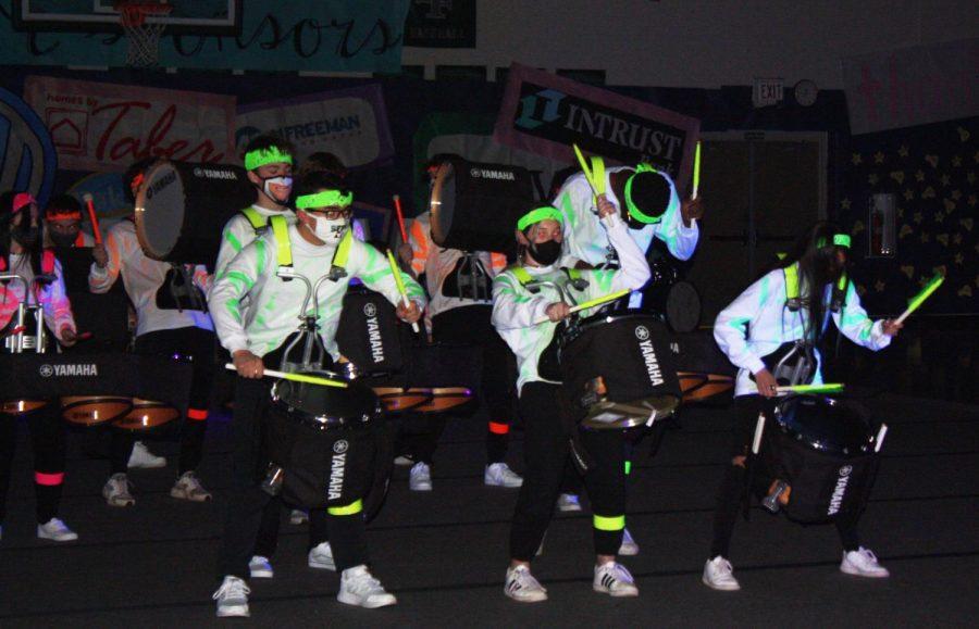 Drumline+Action