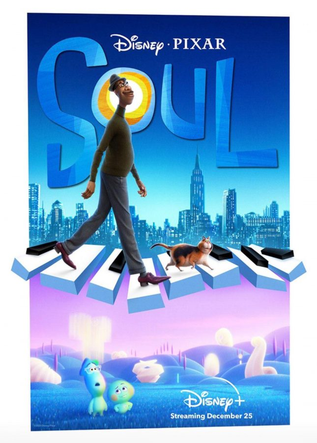 Soul was released on Christmas day after much delay.