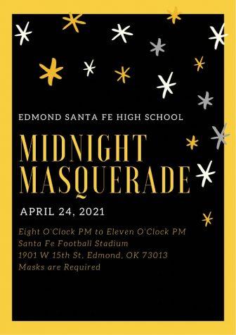 The midnight maskerade: Santa Fe prom during covid