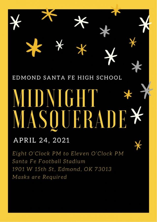 The midnight maskerade: Santa Fe prom during covid