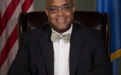 Edmond's new mayor, Darrell Davis