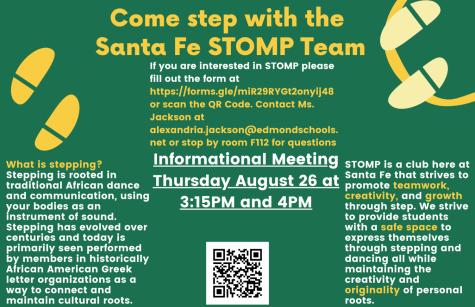 STOMP Meeting 8/26