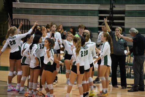 Santa Fe volleyball advances to regionals