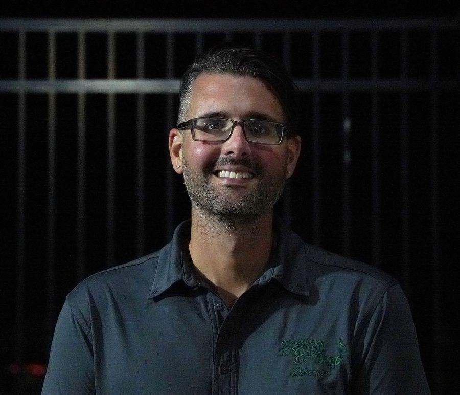 Santa Fe Welcomes New Band Director